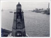 旧堺灯台(昭和40年代)
